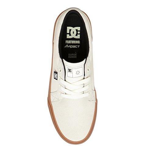 UK S Shoes Shoes Mens Men Shoes 12 12 White 11 US Council Skate 46 Gum EU White DC US YZFIqdwZ