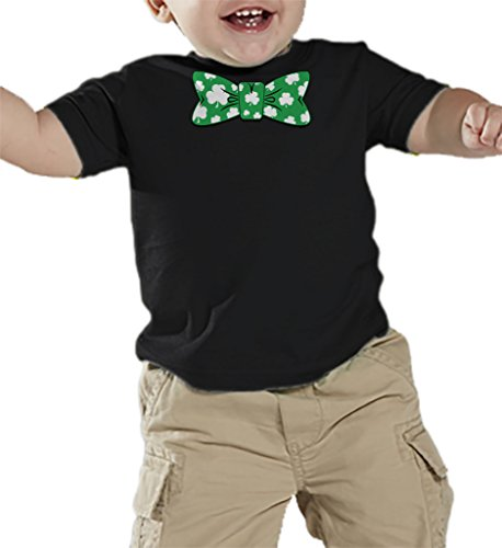 Toddler Infant Shamrock Bowtie Patricks