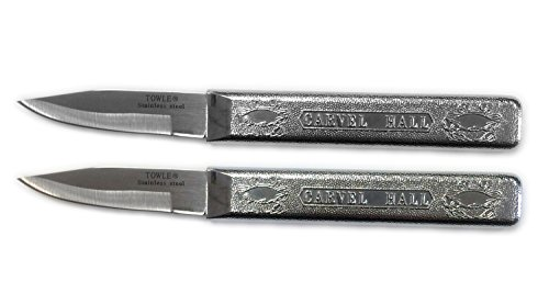 Crab Knife (Carvel Hall) Set of 2 (Knife Crab Picking)