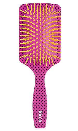 Escova Pop Art Racket, Ricca, Rosa, Ricca, Rosa