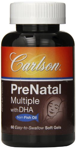 Carlson Pre Natal Multivitamin Tablets Count