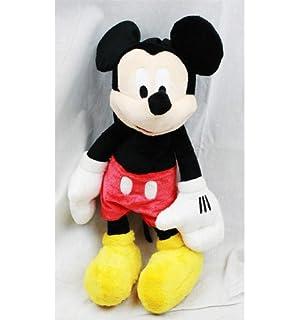 Mickey Mouse Mochila de peluche – Disney suave muñeca nueva suave muñeca juguetes