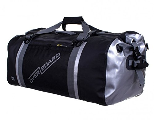 Over board borsone impermeabile Duffle Bag Pro 90 Lit Schw