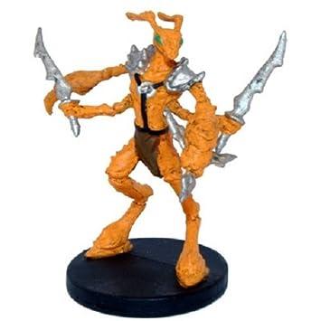 D And D Miniatures Storm Kings Thunder 017 Thri Kreen With Shuriken