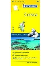 MH345 Corsica Michelin