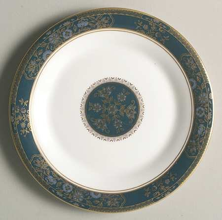 "Royal Doulton Carlyle H5018 - 6 5/8"" Bread and Butter Plate"