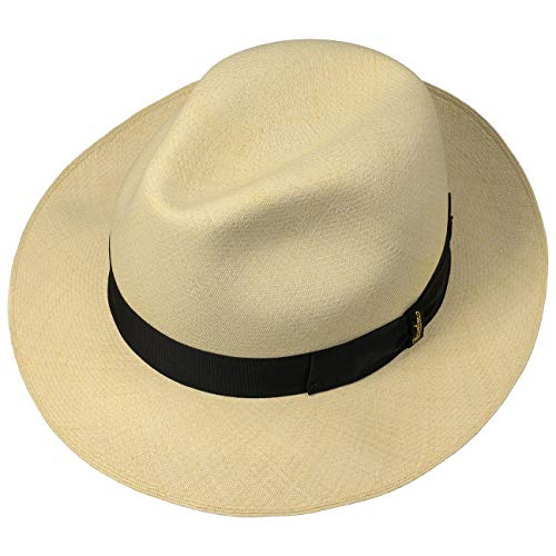 Borsalino Cappello Panama Prestige Bogart Uomo  6b867d21b989
