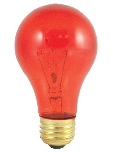 Bulbrite 25A/TO 25-Watt Incandescent Standard A19, Medium Ba