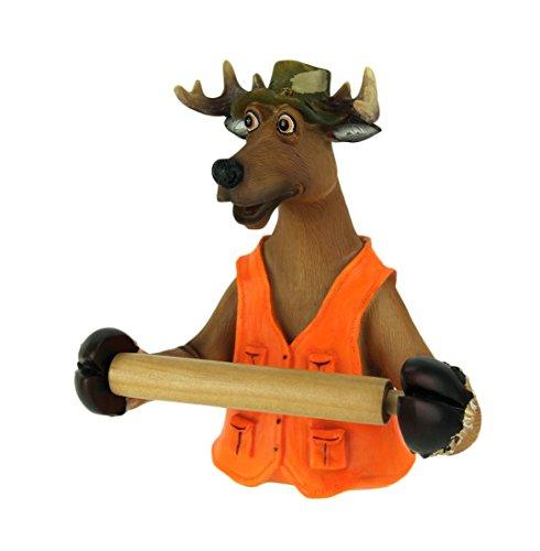 Deer Toilet - River's Edge Products Cute Deer Toilet Paper Holder