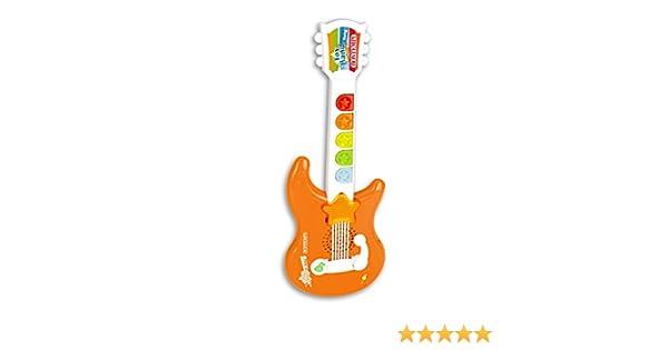 Bontempi Guitarra eléctrica Rock Spanish Business Option Tradding 20 3025: Amazon.es: Juguetes y juegos