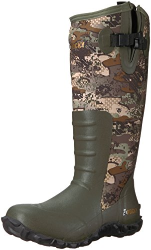 Venator Rocky Men's Boot Rain Camoflauge RKS0317 pFqIp