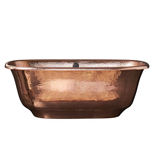 copper freestanding bathtubs - 3