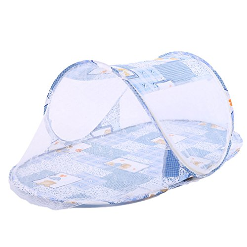 Baby Mosquito Netting, Yaloee Crib Net for Babies Portable Nets