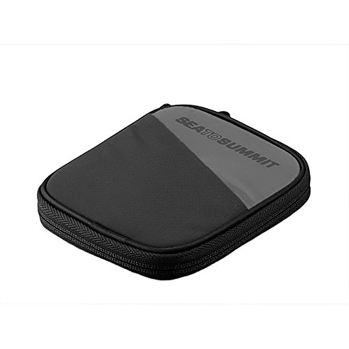 Sea to Summit Travelling Light Travel Wallet RFID, Black, Small