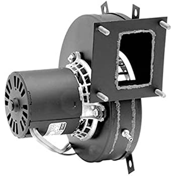 Fasco a222 115 volt 3000 rpm york furnace draft inducer for Luxaire furnace draft inducer motor