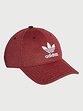 adidas Primeknit D Gorra, Hombre, Rojo (rojexu/Granat), Talla Única