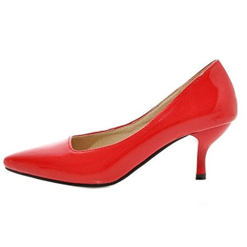 Rouge Sandales Sandales Onewus Rouge Sandales Compensées Femme Compensées Onewus Rouge Onewus Femme Femme Compensées wqXArOxq