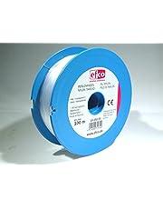 EFCO Trekkrachtdraad, polyamide, transparant, 40 kg, 1 mm diameter, 100 m