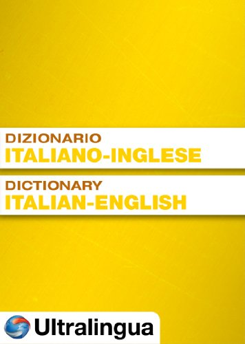 Italian-English Dictionary for PC [Download]
