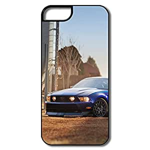 Ford Mustang 5 Case For Apple IPhone White Best PV Style
