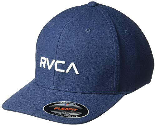 Navy Flex Fit Hat - 6