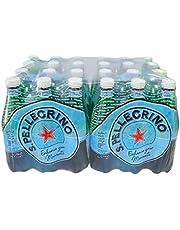 San Pellegrino Sparkling Mineral Water, 6 x 500ml