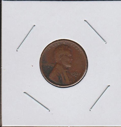 1932 D Lincoln Wheat (1909-1958) Penny Fine