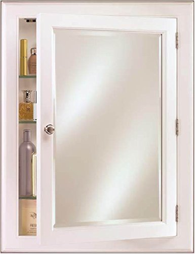 Amazoncom Recessed Or Surface Mount Wood Medicine Cabinet Devon