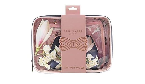 Ted Baker - Juego de bolsos para mujer (otoño/invierno, 18 unidades): Amazon.es: Belleza
