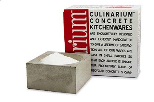 Culinarium Concrete Salt + Spice Pinch - Cookware Stone Living Marble