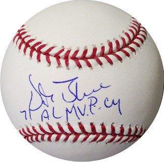 Mlb Mvps Autographed Baseball - 7