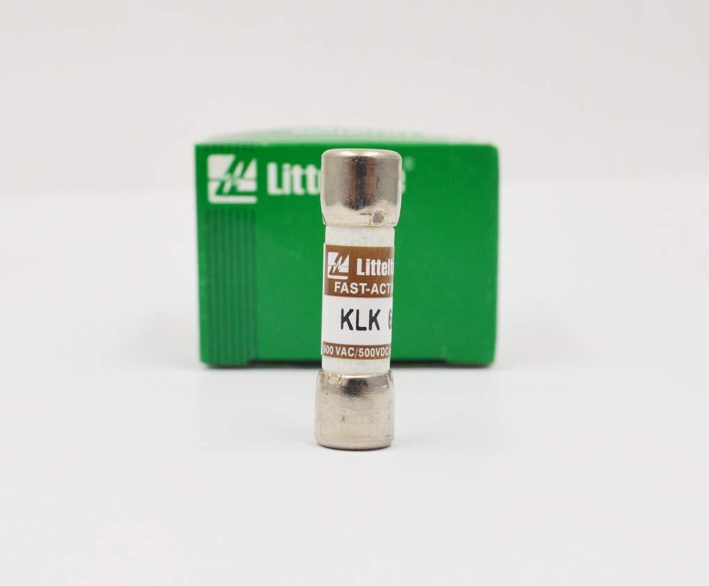 Littelfuse KLK 25 Fusible /à action rapide 600 V AC 25 A