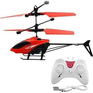 Remote ControlHelicopter Sensor Aircraft USB...