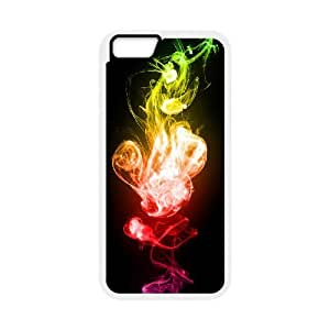 """ZK-SXH - Smoke Diy Cell Phone Case for iPhone6 4.7"""", Smoke Personalized Cell Phone Case"""