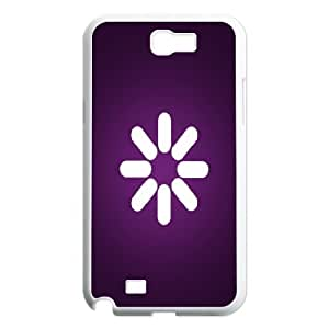 Violet (2) Samsung Galaxy Note 2 Cases, Luxury Case For Samsung Galaxy Note2 Hipster Protective Vinceryshop - White
