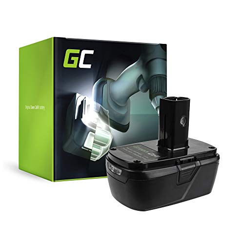 Green Cell C3 19.2V Power Tool Replacement Battery Pack for Craftsman...