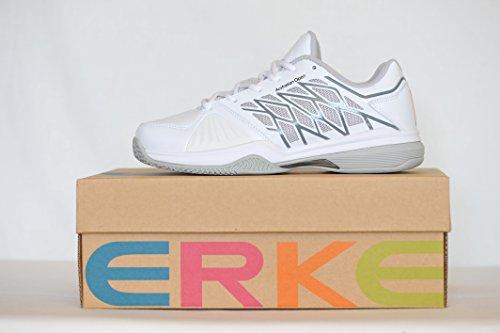 Erke Grise Chaussures Tennis Et Blanche Femmes De rrqxOZ7