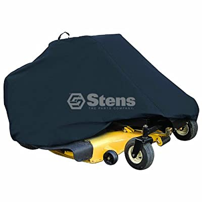 """Stens 750-935 Zero Turn Mower Cover, Universal Fit: Zero Turn Mowers with Decks up to 50"""", 81"""" Length x 44"""" Width x 47-1/2"""" Height, Woven Polyester"""