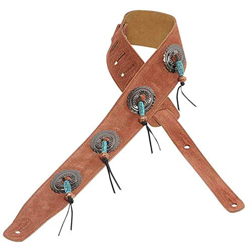 Levy's Leathers Guitar Strap (MS26SF-RST)