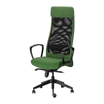 Astounding Ikea Markus Swivel Chair Green Amazon Co Uk Kitchen Home Gmtry Best Dining Table And Chair Ideas Images Gmtryco