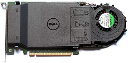 (Dell Ultra-Speed Drive Quad NVMe M.2 PCIe x16 Card (Adapter Only))