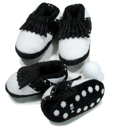 ProActive Sports J09110CXS Golf Slipper Black - Childs Extra Small Jq1oabkE