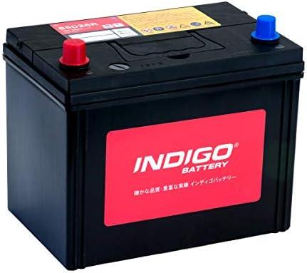 インディゴ バッテリー 85D26R ハイエースバン LDF-KDH206V H22/7~ 4WD