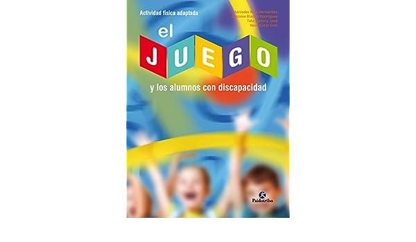 El juego y los alumnos con discapacidad (Actividad Física) eBook: Mercedes Ríos Hernández, Antonio Blanco Rodríguez, Tate Bonany Jané, Neus Carol Gres: ...