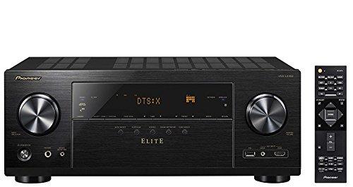 Pioneer Elite Audio & Video Component Receiver Black