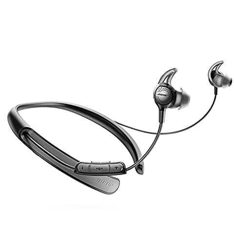 Bose Quietcontrol 30 Wireless Headphones, Noise Cancelling - Black (In Ear Noise Cancelling Bose)