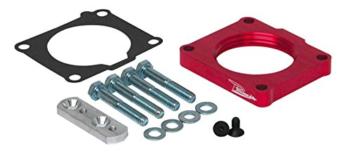 Airaid 520-505 PowerAid Throttle Body Spacer Billet Aluminum Throttle Body