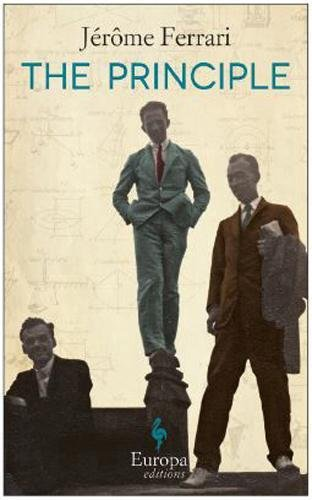 book cover of The Principle