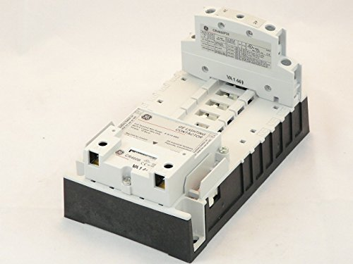 463L20AJA GE Electrically Held Lighting Contactor 110 V 50 Hz, 115 to 120 V At 60 Hz CR460B, (HAS 1 CR460XP32 2P 30A RELAY INSTALLED)