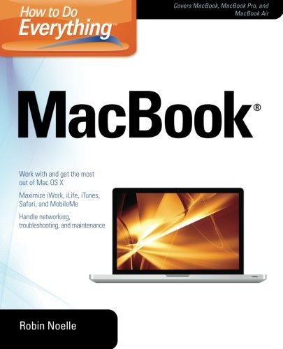 Price comparison product image How to Do Everything MacBook